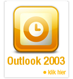 cursus/training Outlook 2003